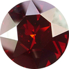 Swarovski 1201 Runder Stein 27 mm crystal red magma (SF)