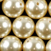Swarovski 5810 Crystal Pearls 8 mm Light Gold Pearl