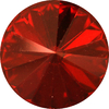 Swarovski 1122 Runder Stein 14 mm crystal red magma (SF)