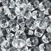 MiniDuo Beads crystal 2 x 4mm 10g