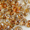 MiniDuo Beads crystal celsian  2 x 4mm  10g