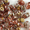MiniDuo Beads crystal capri gold 2 x 4mm  10g
