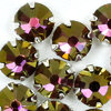 Swarovski 53103 Roses Montées 6mm crystal lilac shadow (10 Stk. Packung)