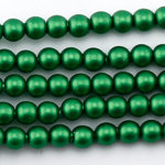 Swarovski 5810 Crystal Pearls 2 mm Eden Green